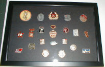 Soviet Union Hat Pin collection